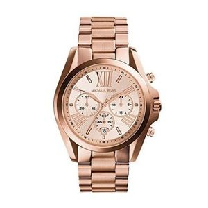 AUTHENTIC | Michael Kors | Rose Gold Watch